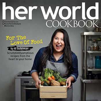 Her World Cookbook Malaysia