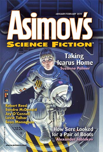 Asimov's Science Fiction