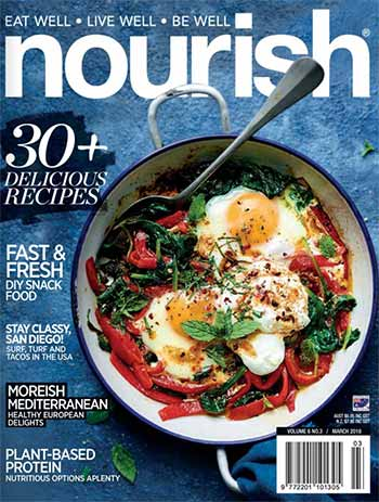 Nourish Magazine