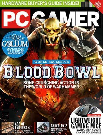 PC Gamer US Edition