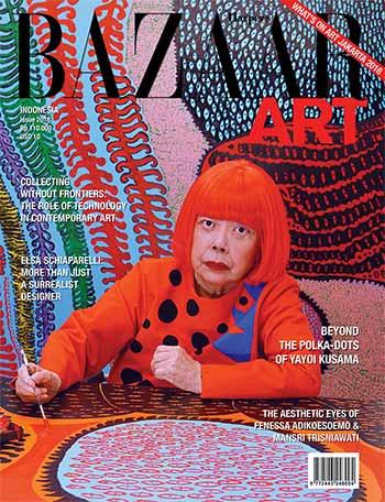 Harper's Bazaar Art