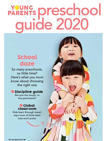 Young Parents Pre-School Guide